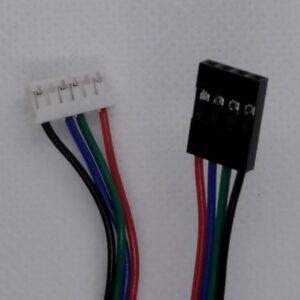 Stepper Motor Kabel 1m